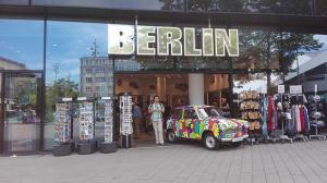 Wycieczka z Asią do Berlina